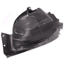 Mustang Inner Fender Splash Shield - LH Rear Section (10-14)