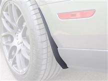 Mustang Shelby GT500 Rear Mud Flap Splash Guard - LH  (10-12)