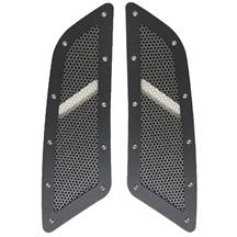Mustang Speed Mesh Hood Vent Kit (15-17)