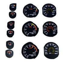 Mustang Factory Black Face Gauge Kit (83-86)