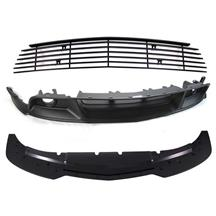 Mustang C/S Valance, Splitter & Grill Kit W/O Fog Lights (10-12)