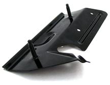 Mustang Front Bumper Cover To Fender Bracket Left Hand  (99-04)