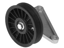 Mustang Air Conditioner (A/C Delete) Eliminator Pulley (96-10) 4.6