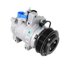 Mustang Air Conditioning (A/C) Compressor & Clutch (15-17) 5.0 5.2