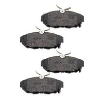 Mustang Centric Rear Brake Pads - Stock Replacement (13-14)