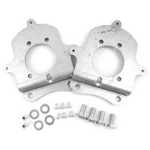 Mustang Rear Disk Brake Caliper Adapter Brackets For 87-88 Thunderbird Turbo Coupe Calipers (79-...