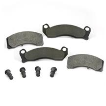 Mustang Front Brake Pads - Stock Replacement (87-93) 5.0 104.04310