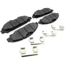 Mustang Front Brake Pads - Stock Replacement  - V6/EcoBoost (15-17)