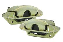 Mustang Front Brake Calipers, Pair, Loaded (94-98)