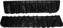 Mustang TMI Door Panel Map Pockets Black (90-93)