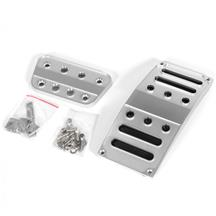 Mustang Billet Pedal Kit - Automatic (05-18) 5R3Z-2457/9735A