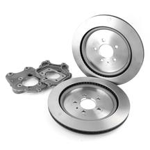 Mustang 2013 GT500 Rear Brake Upgrade Kit (05-14)