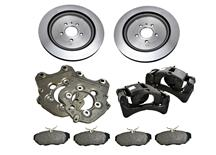 "Mustang 2013 GT500 Rear Brake Upgrade Kit w/ Calipers - 13.8"" (05-14)"