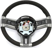 Mustang Boss 302 Alcantara Steering Wheel (13-14)