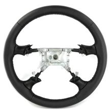 SVE Mustang FR500 Style Steering Wheel - Black (94-04)