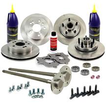 Mustang Cobra 5 Lug Conversion Kit - 31 Spline Axles (1993)