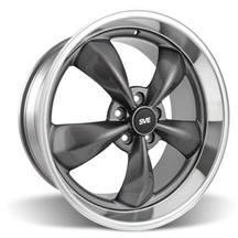 Mustang Bullitt Wheel - 20x10 Anthracite w/ Mirror Lip (05-17)