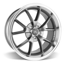 Mustang FR500 Wheel - 20x10 Anthracite (05-16)
