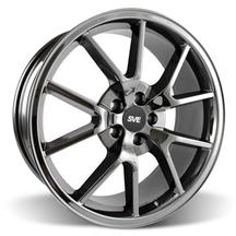 Mustang FR500 Wheel - 20x8.5 Black Chrome (05-17)