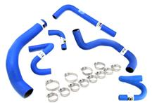 Mustang Continental Super Hi-Miler Hose Kit Blue (94-95) 5.0L