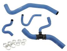 Mustang Continental Super Hi-Miler Hose Kit Blue (96-00) 4.6