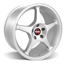 Mustang SVE 2000 Cobra R Style Wheel - 18x9.5 Silver (94-04)
