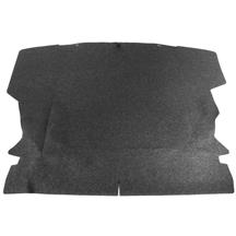 Mustang Mustang Rear Trunk Mat Without Subwoofer (11-14)