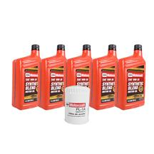 Mustang Motorcraft Oil Change Kit (79-95) 5.0/2.3