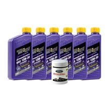 Mustang Royal Purple 10W-30 Oil Change Kit (96-00) 4.6/5.4