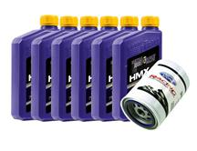 Mustang Royal Purple HMX 10W-30 High Mileage Oil Change Kit (96-00) 4.6