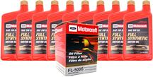 Mustang Motorcraft Oil Change Kit 5w-50 (12-14) 5.0L