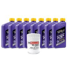 Mustang Royal Purple 5W-20 Oil Change Kit (15-18)