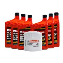 Mustang Motorcraft Oil Change Kit (01-10) 4.0 4.6 5.4 6.8