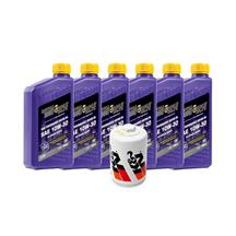 Mustang Royal Purple 10W-30 Oil & K&N Oil Filter (96-00) 4.6