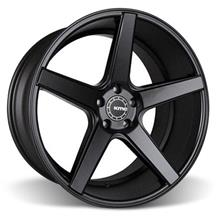 Mustang KMC 685 District Wheel - 20x10.5  - Satin Black (05-17)