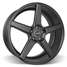 Mustang KMC 685 District Wheel - 20x8.5 Satin Black (05-16)