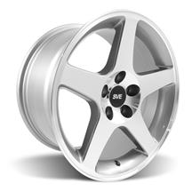 Mustang SVE 2003 Cobra Style Wheel - 17x9 - Machined (94-04)