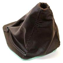 Mustang Leather Upper Shift Boot (79-86)