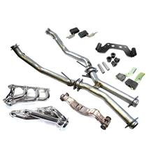Mustang Dual Exhaust Conversion Kit For Manual Transmission (79-85) 5.0