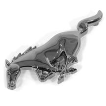 Mustang Pony Grille Emblem  - Black Chrome (94-04)
