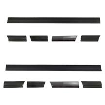 Mustang LX 10-Piece Body Side Molding Kit (85-86)