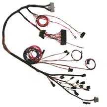 mustang complete wiring harnesses lmr com chevy wiring harness mustang 2 3 turbo svo engine wiring harness (84 86)
