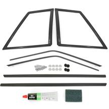 Mustang Side Window Trim Kit (87-93)
