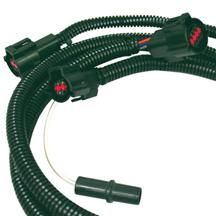 Mustang O2 Sensor Harness, Extended, Automatic (89-93)