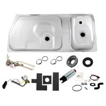 Mustang 255 LPH Fuel Pump & Tank Kit (87-93)
