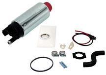 Mustang Walbro 255 Lph High Pressure Fuel Pump Kit (86-97)