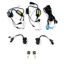 Mustang Diode Dynamics HID Headlight & LED Fog Light Upgrade Kit (94-04)