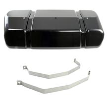 Mustang Glenns Fuel Tank Cover & Stainless Strap Kit (94-97)