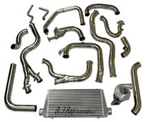 Mustang On 3 Performance  4.6L 4 Valve Single Turbo Kit (96-04)