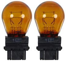 Mustang Amber Park Light Bulbs (90-04)